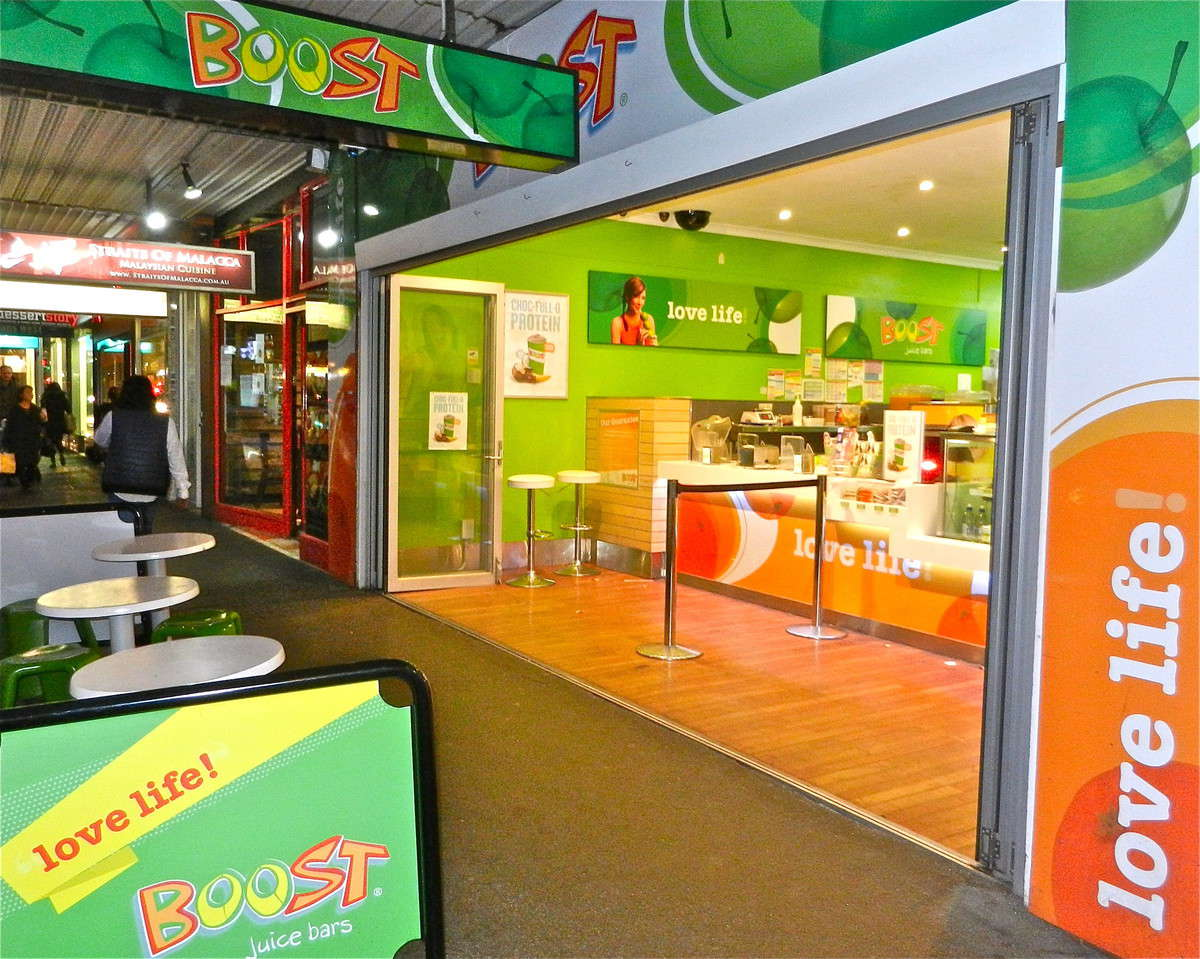 Glenferrie Road, VIC – Existing Store
