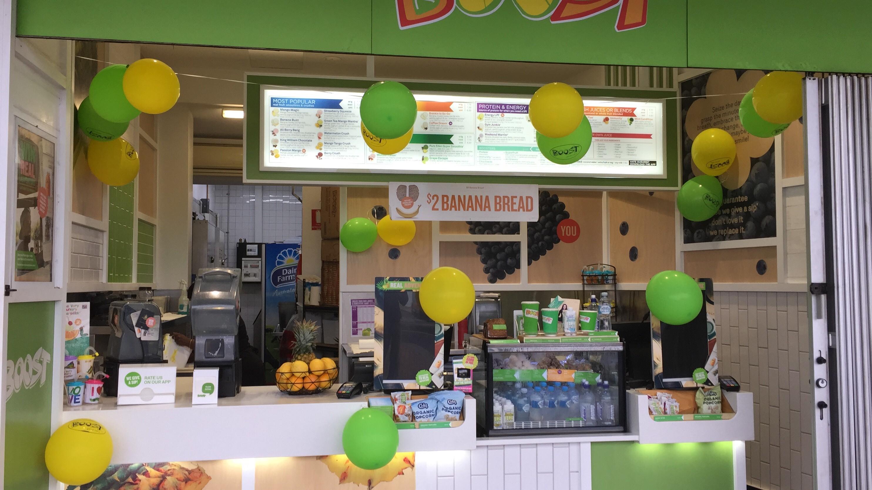 Bondi Beach, NSW – Existing Store