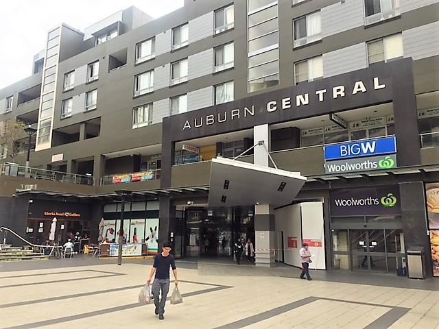 Auburn Central, NSW
