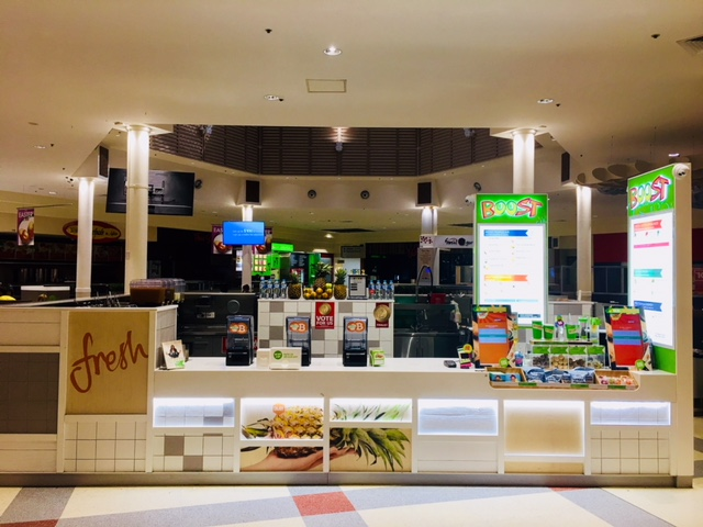 Winston Hills, NSW – Existing Store