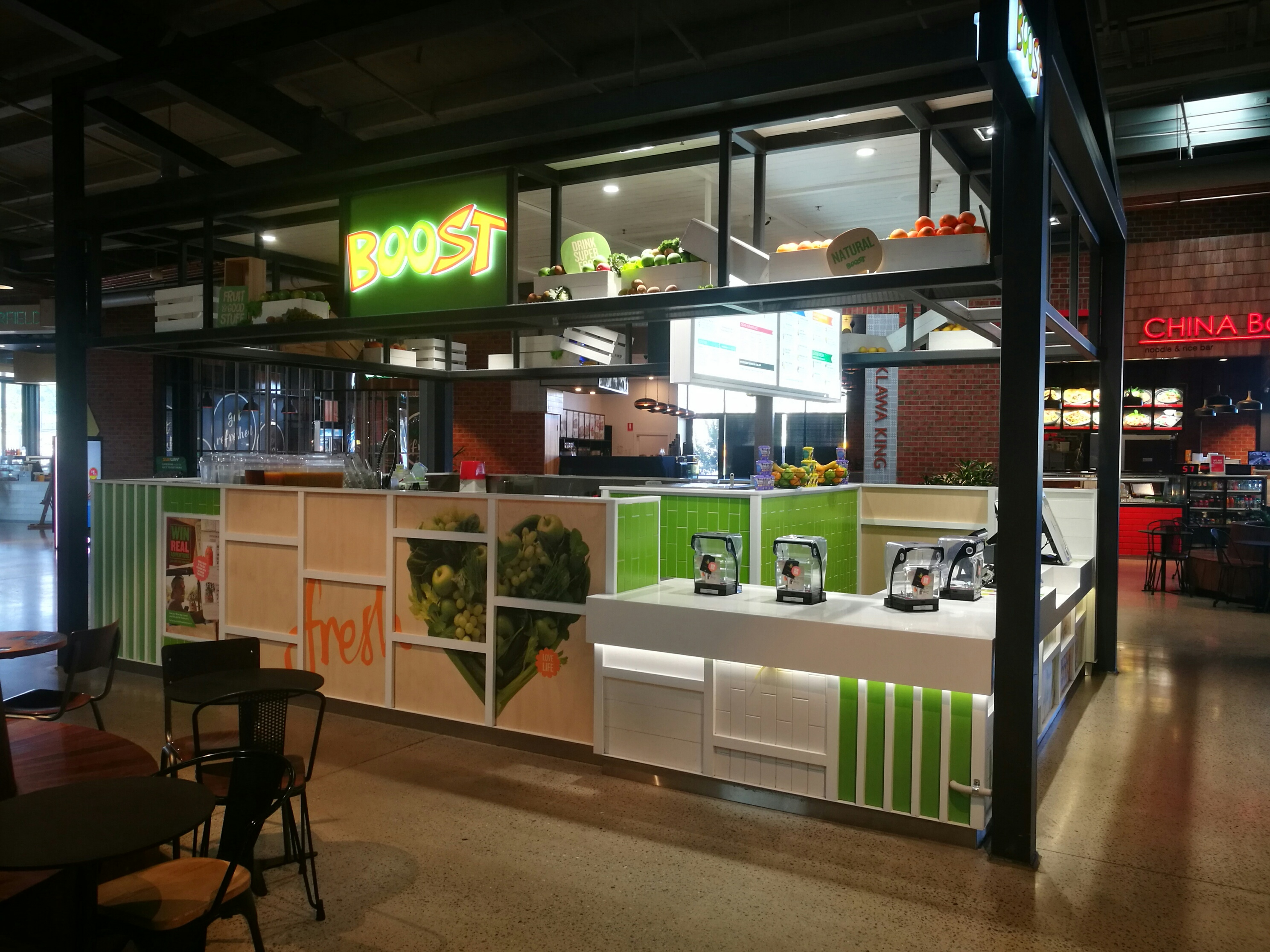 Casey Central, VIC – Existing Store