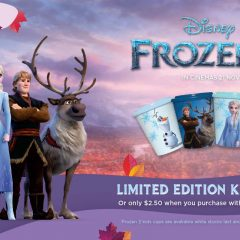 Frozen 2 Collectable Kids Cup