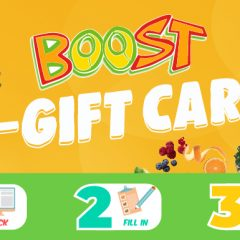 Perfect Gift for Every Occasion – Boost e-Gift Card!